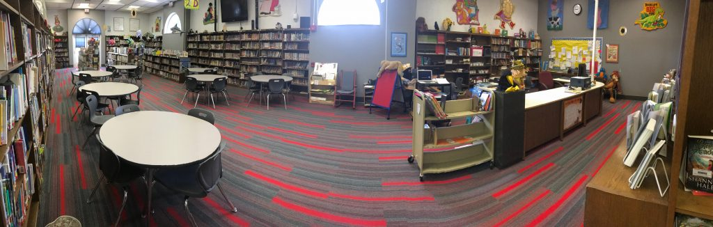 Picture of the Elementary Library