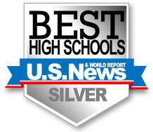 US News Best High Schools Silver